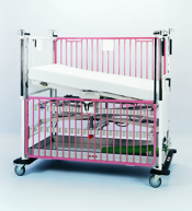 HARD - Doernbecher ICU Crib with Hi-Lo