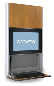 Enovate - e550 Wall Cabinet
